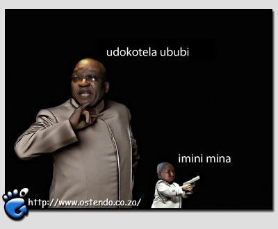 Jacob Zuma President of South Africa